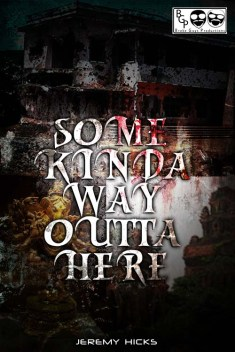 Some Kinda Way Outta Here_Kindle Cover by Hasinur Rahman Mahib_Source File
