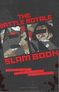 Battle Royale Slambook cover