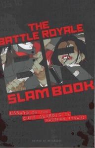 Battle Royale Slambook cover