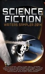 Science Fiction Sampler 2014 cover
