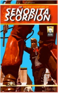 senorita scorpion cover