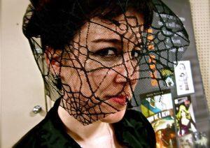 spider veil