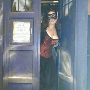 Jen & TARDIS